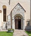 Malborghetto Via Bamberga Pfarrkirche Mariae Heimsuchung Portal 26062015 5538.jpg