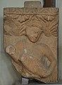 Male Playing Mridanga - Sunga Period - ACCN 57-4264 - Government Museum - Mathura 2013-02-24 6198.JPG