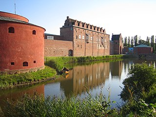 Malmö Castle was built between 1526 and 1539 and is the oldest preserved Renaissance castle in the Nordic region. The castle was for five years (1568–1573) the prison of James Hepburn, 4th Earl of Bothwell, third husband of Mary, Queen of Scots.