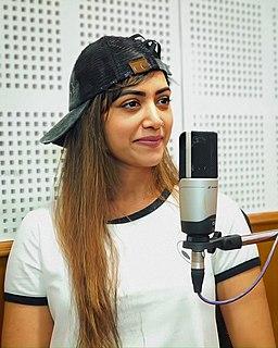 Mamta Mohandas Indian actress and singer (born 1984)