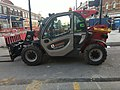 Manitou vehicle, north London.jpg