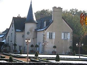 Cesson-Sévigné - Image: Manoir Bourgchevreuil
