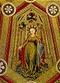 Mantle of the the Vestments of the Order of the Golden Fleece, detail - Imperial Treasury, Vienna KK 21.jpg