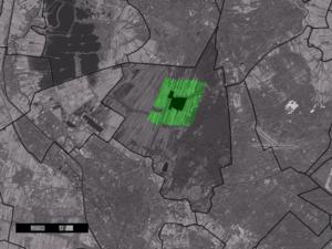 Maartensdijk - Image: Map NL De Bilt Maartensdijk