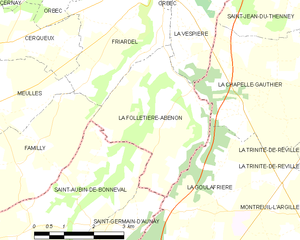 Map commune FR insee code 14273.png