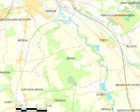Map commune FR insee code 18036.png