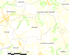 Map commune FR insee code 29159.png