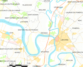 Map commune FR insee code 33174.png
