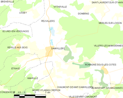 Map commune FR insee code 55145.png