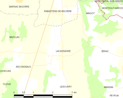 Map commune FR insee code 65242.png