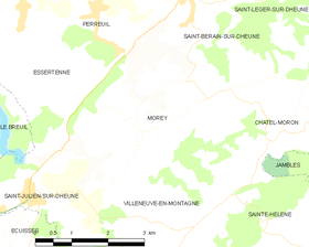 Map commune FR insee code 71321.png