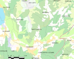Map commune FR insee code 74234.png
