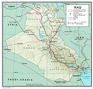 Map of Iraq, 1976.jpg