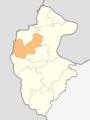 Map of Kula municipality (Vidin Province).png