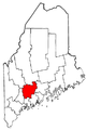 Map of Maine highlighting Kennebec County.png