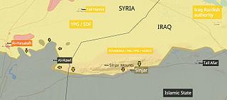 November 2015 Sinjar offensive