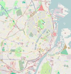 karta centrala köpenhamn Köpenhamn – Wikipedia karta centrala köpenhamn