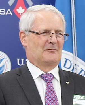 Marc Garneau - Garneau in 2016.
