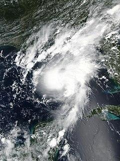 Hurricane Marco (2020) Category 1 Atlantic hurricane in 2020