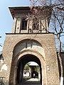 Marcuta Monestery bell tower.JPG