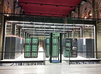 MareNostrum - Image: Mare Nostrum 4 supercomputer at Barcelona Supercomputing Center 1 br