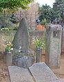 Maresuke Nogi in the Aoyama Cemetery.JPG