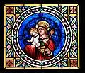 Maria Wörth - Pfarrkirche - Krypta - Fenster1.jpg