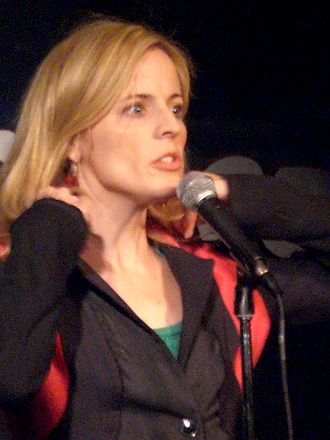 Maria Bamford - Bamford performing at a comedy club in 2008