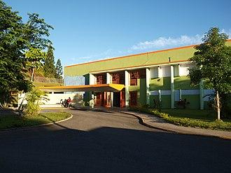 Maricao, Puerto Rico - Image: Maricao High School (7217517562)