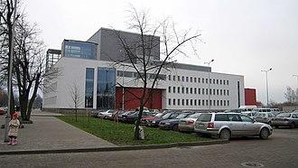 Marijampolė - Marijampolė Palace of Culture