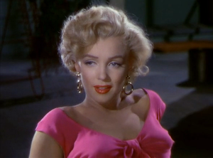 Marilyn Monroe (Nicki Minaj song) - Marilyn Monroe (pictured) is the main inspiration behind the song.