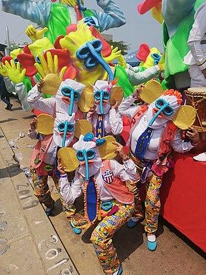 Marimondas del Carnaval de Barranquilla