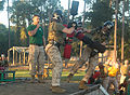 Marine recruits stick with bayonet training on Parris Island 131004-M-LQ078-054.jpg