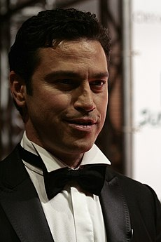 Mario Frangoulis, Women's World Awards 2009 a.jpg