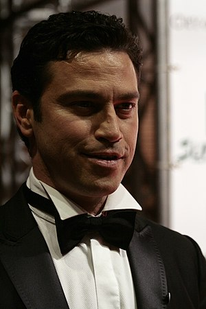 Mario Frangoulis - Image: Mario Frangoulis, Women's World Awards 2009 a