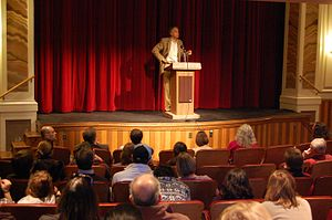 Mark Bauerlein - Speaking at the University of Colorado Boulder