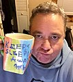 Mark D Worthen PsyD with his favorite coffee mug.jpg