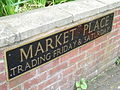 Market Place Sign - geograph.org.uk - 1441569.jpg
