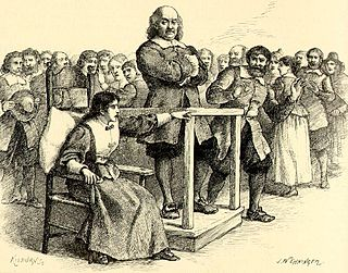 Mary Walcott Witness at the Salem Witch Trials