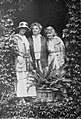 Mary Miles Minter, her grandmother, and mother, Mrs. Charlotte Shelby.jpg