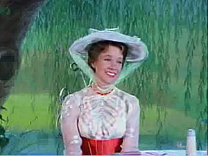 Dating - Julie Andrews as Mary Poppins.