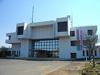 Mashiko, Tochigi - Mashiko Town Office
