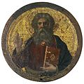 Masolino God the Father tondo.jpg
