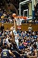 Mason Plumlee - Duke Blue Devils vs. UNC Greensboro - December 19th, 11 (6546580631).jpg