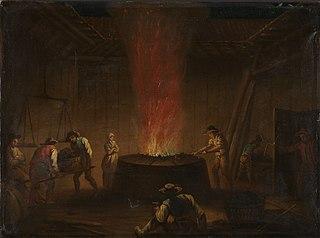 Blast Furnace in Bærum