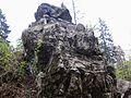 Masso palestra di roccia, arrampicata sportiva e bouldering, Foppiano di Crodo (Verbano-Cusio-Ossola) - 2017-04-24.jpg