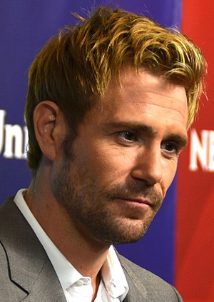 Matt Ryan (actor) - Ryan in 2014