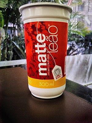 Matte Leão - 300ml cup of Matte Leão