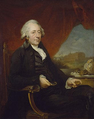 Matthew Boulton - 1792 portrait of Matthew Boulton
