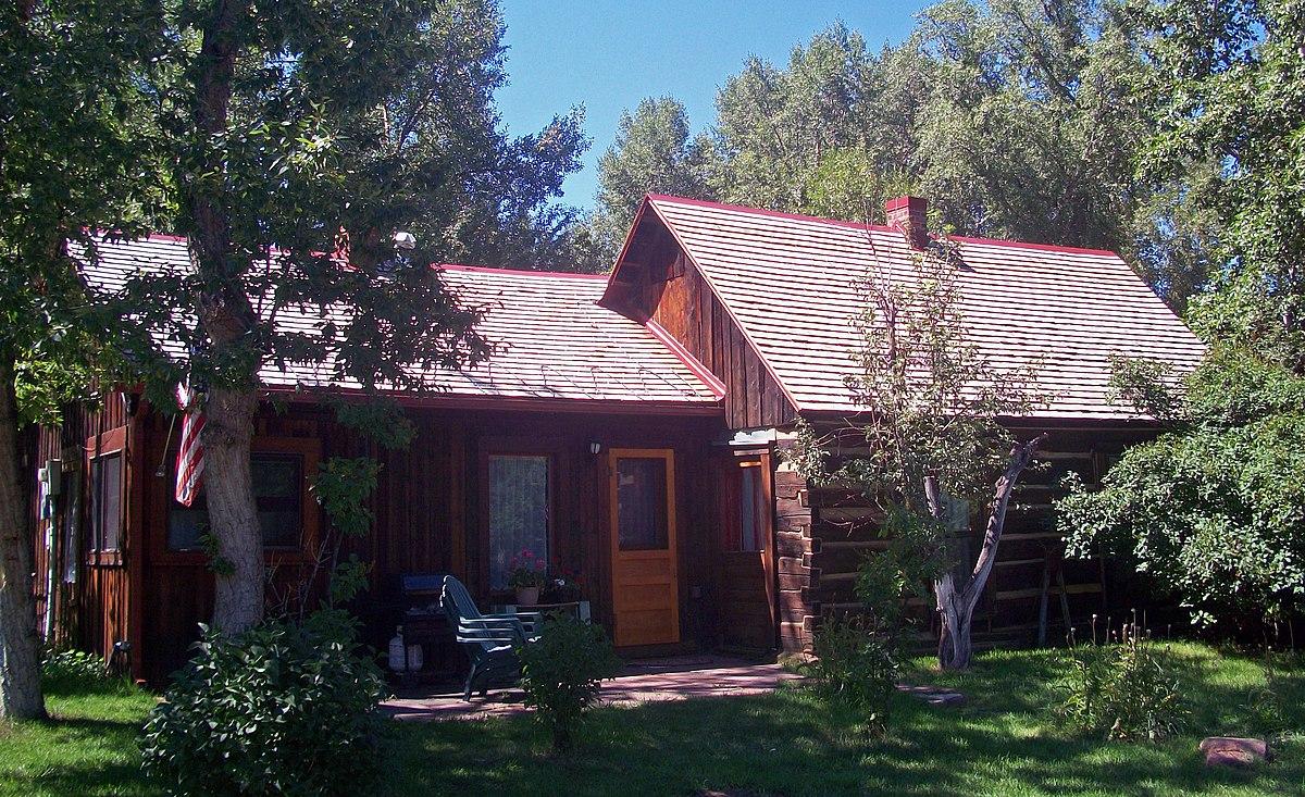 matthew callahan log cabin wikipedia